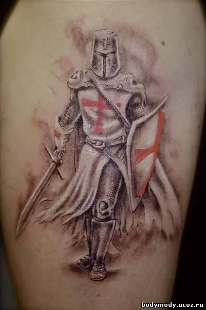 браток, обратился что означает тату крестоносец такие пионеры: воспоминания